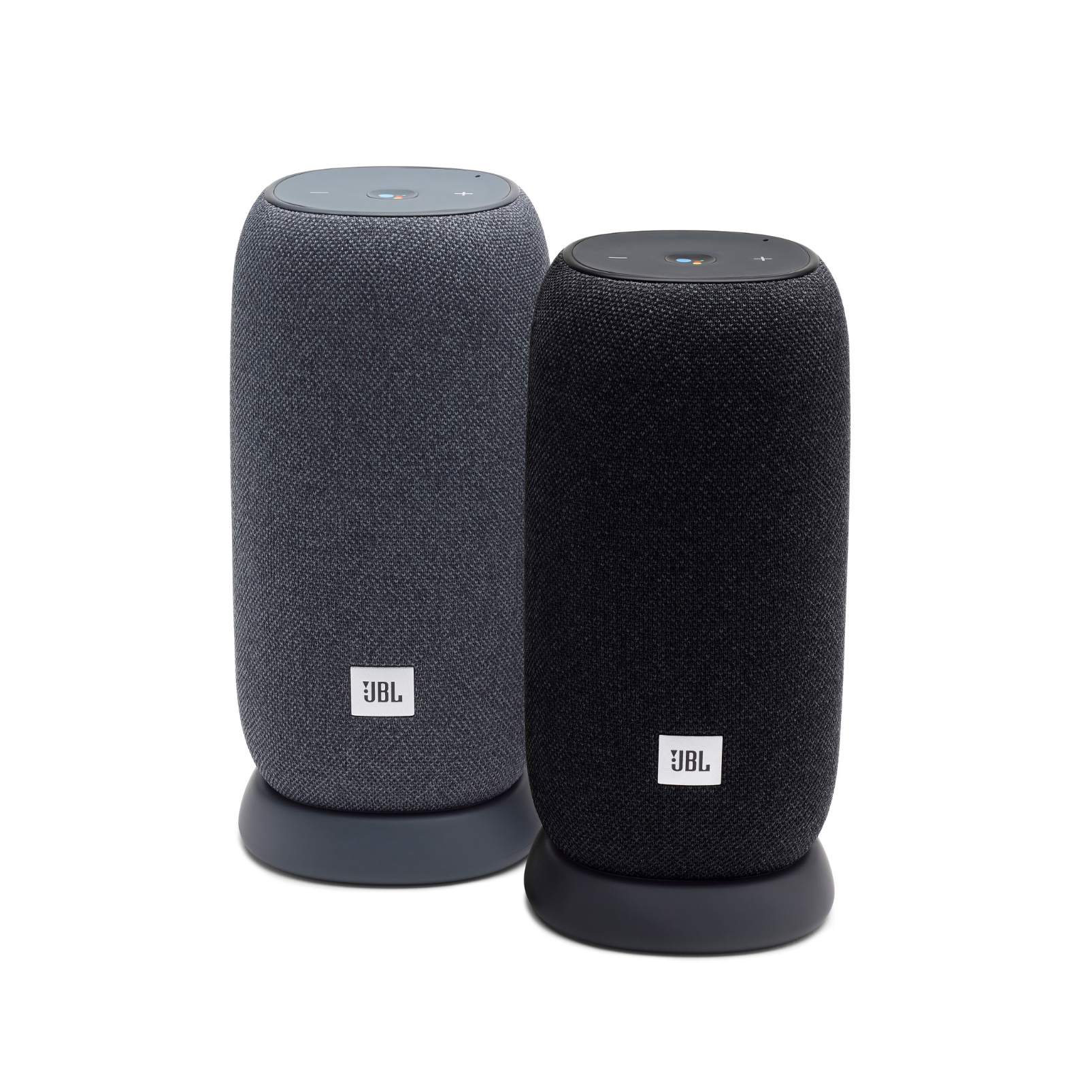JBL Link Portable - Grey - Portable Wi-Fi Speaker - Detailshot 2