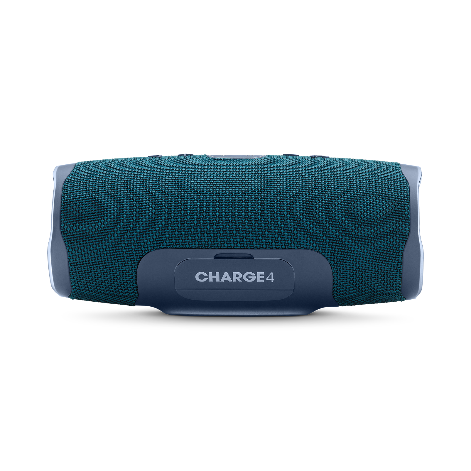 JBL Charge 4 - Blue - Portable Bluetooth speaker - Back