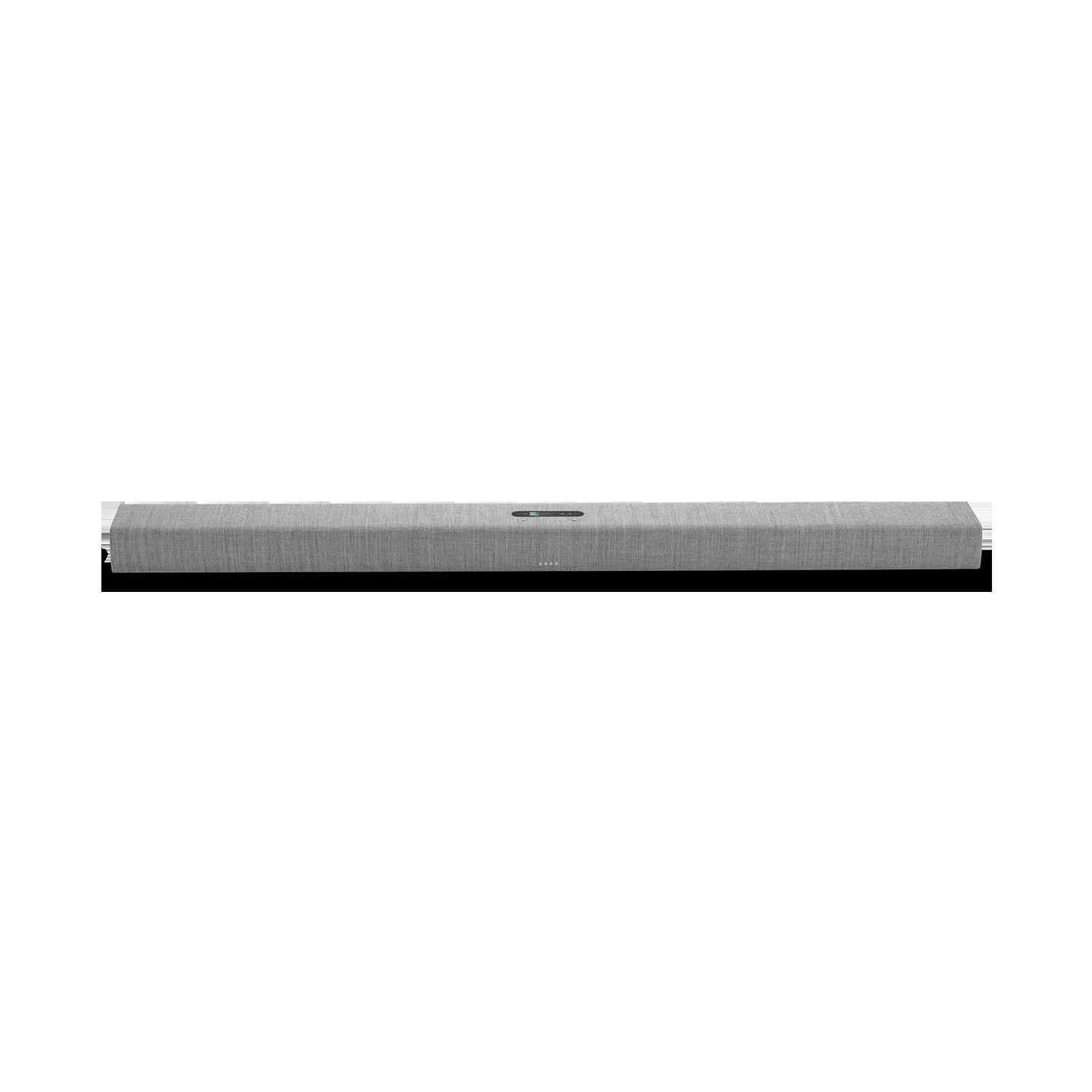 Harman Kardon Citation Bar - Grey - The smartest soundbar for movies and music - Front
