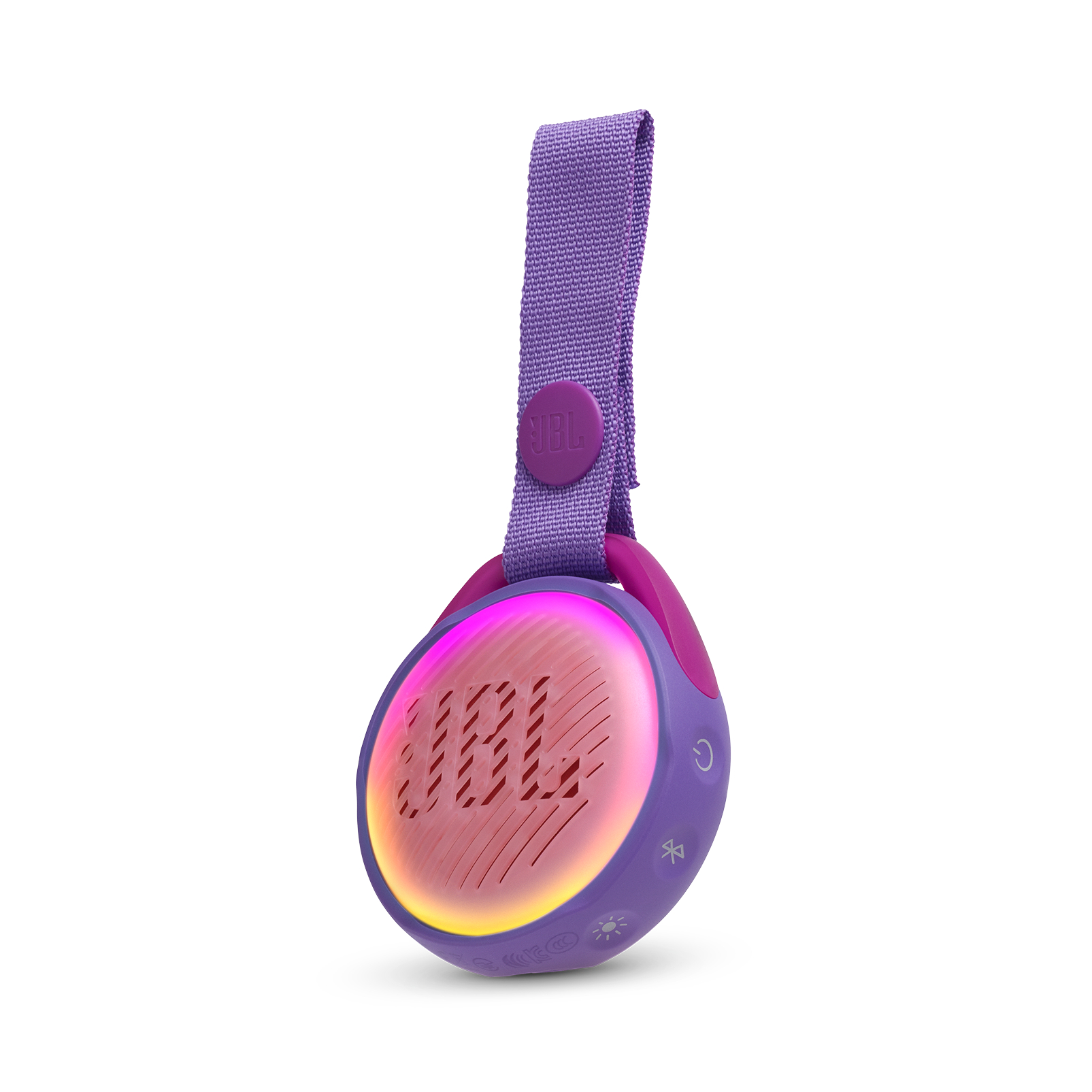 JBL JR POP - Iris Purple - Portable speaker for kids - Hero