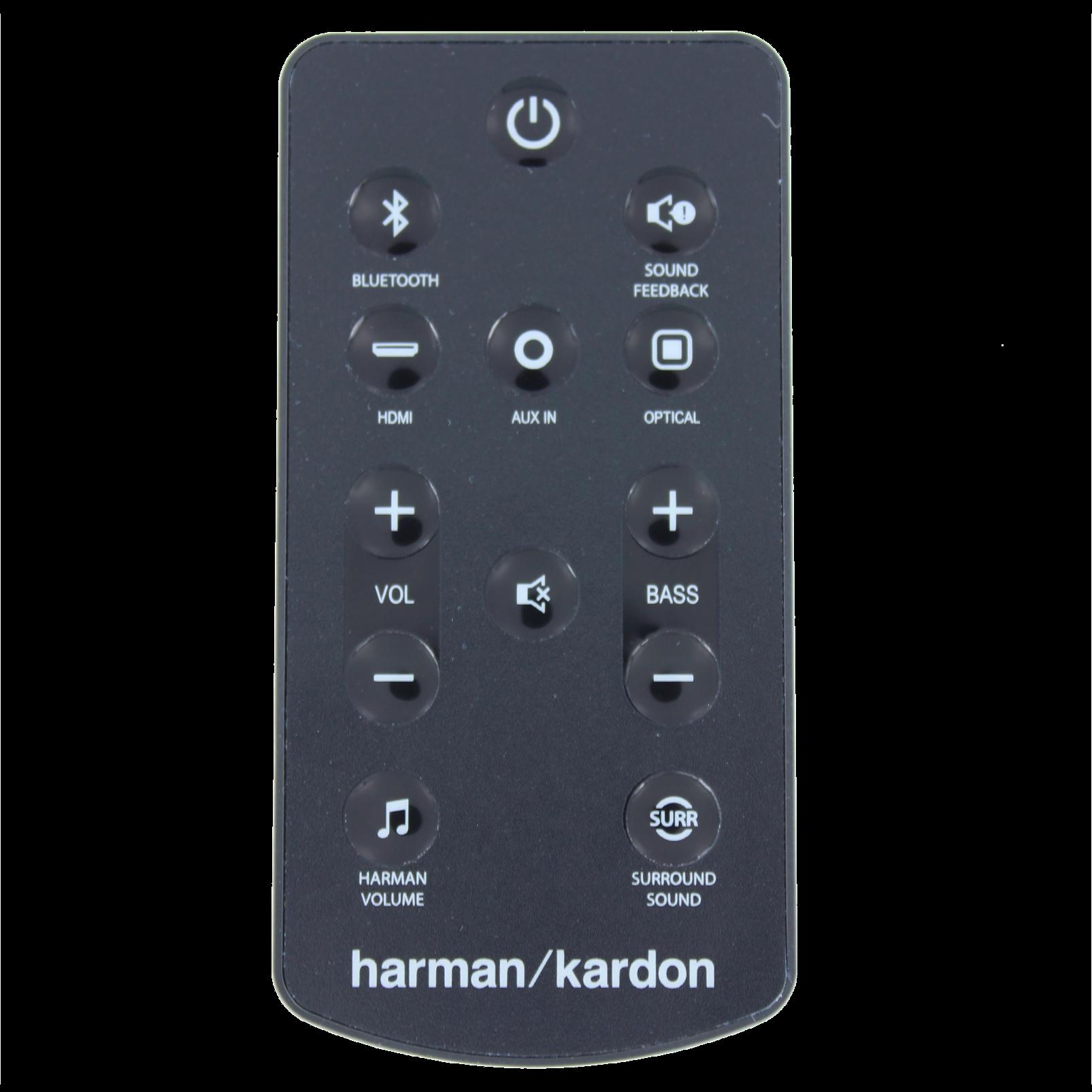 Remote control, SB20 - Black - Remote control - Hero