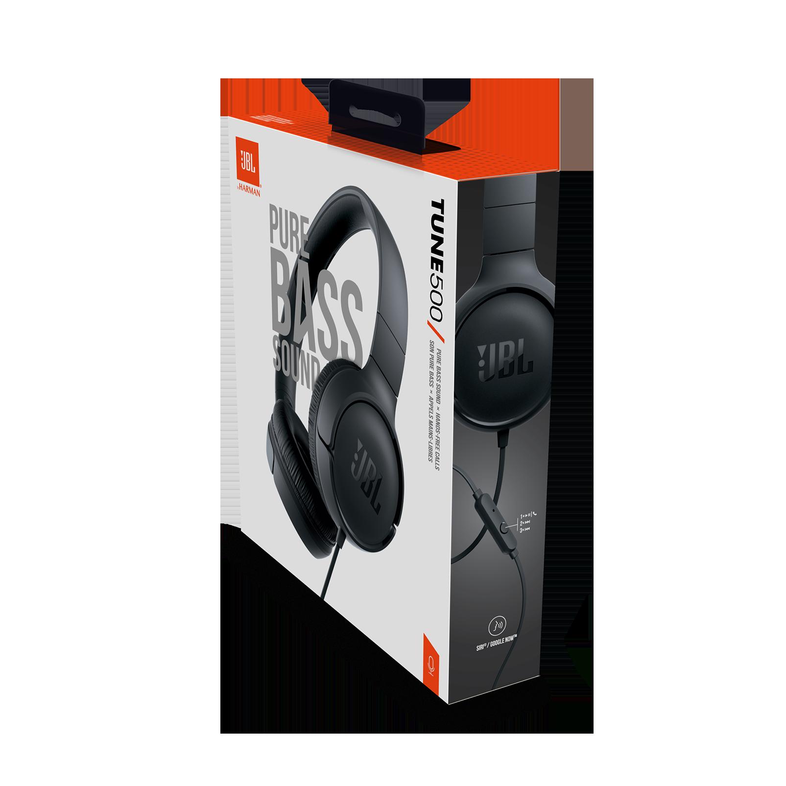 JBL TUNE 500 | Wired Headphones