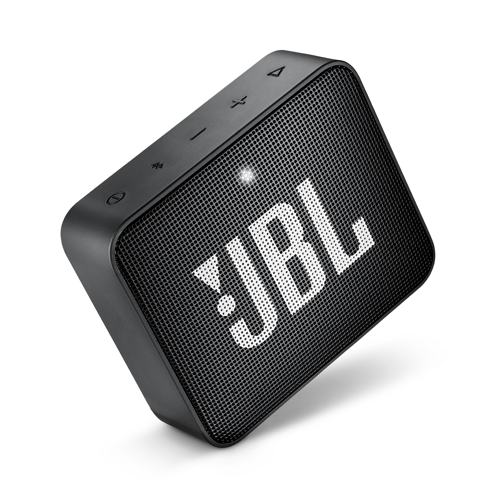 JBL GO 2 - Midnight Black - Portable Bluetooth speaker - Detailshot 2
