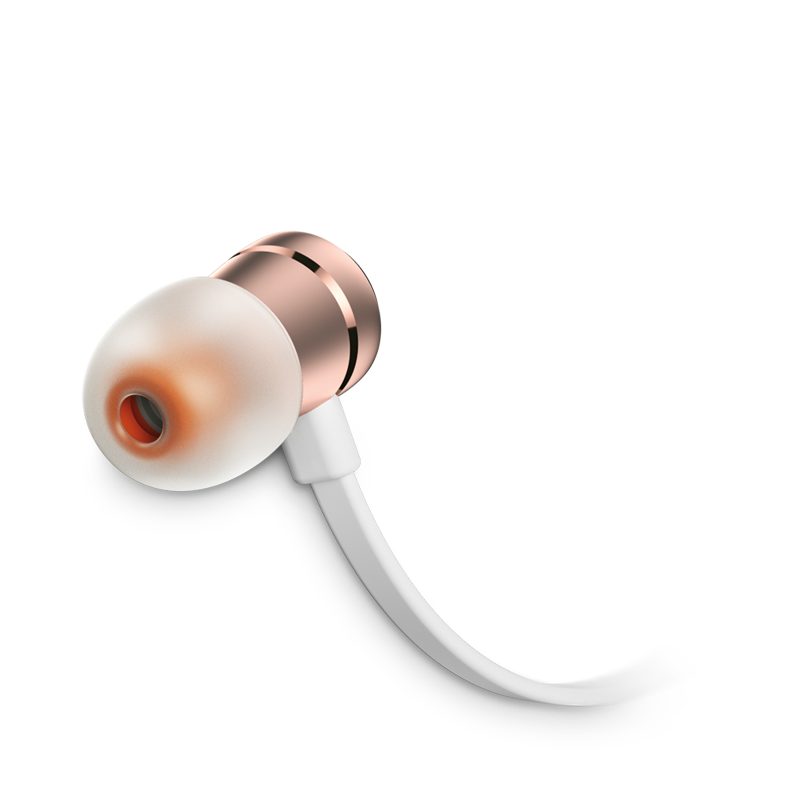 JBL TUNE 290 - Rose Gold - In-ear headphones - Detailshot 1