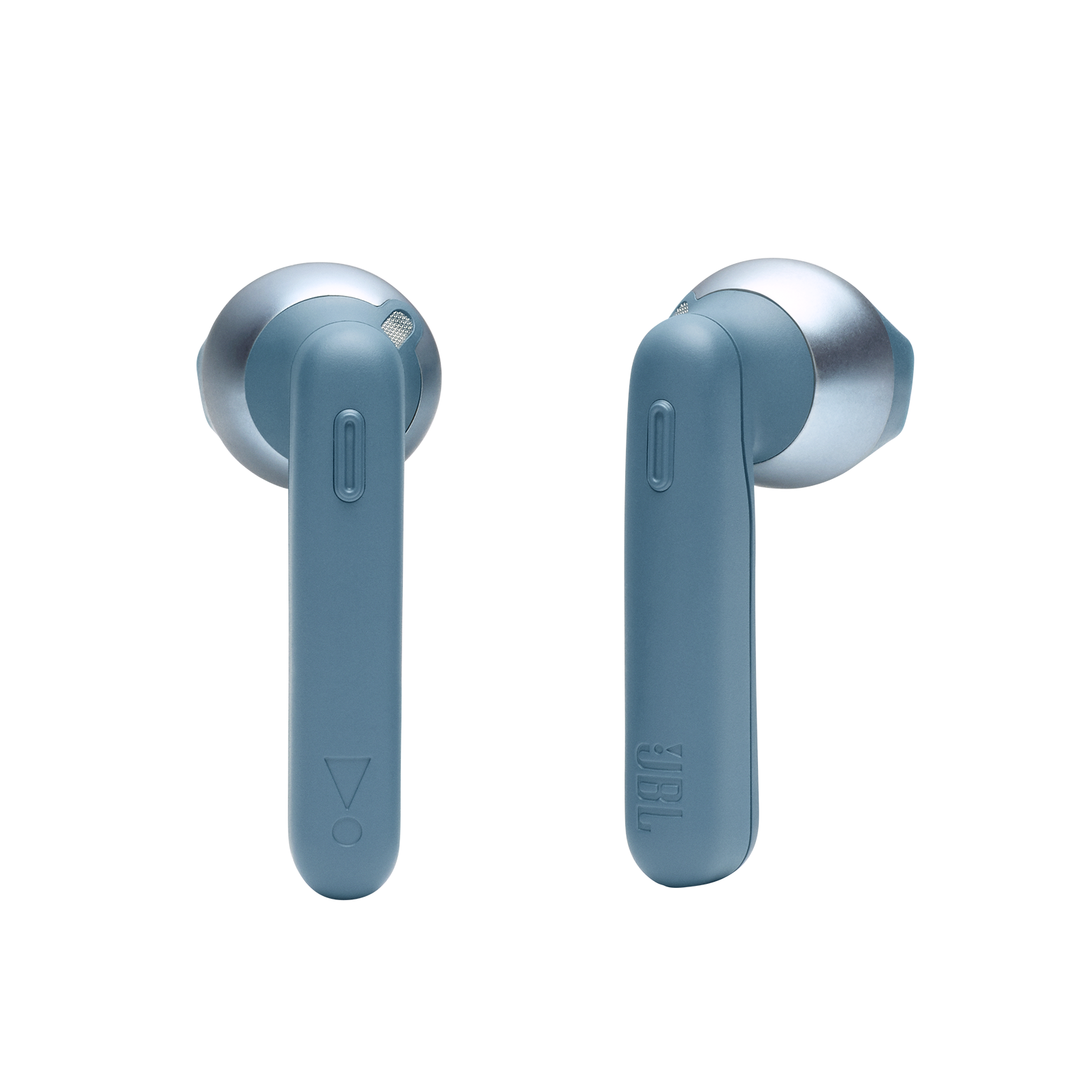 JBL TUNE 220TWS - Blue - True wireless earbuds - Detailshot 1