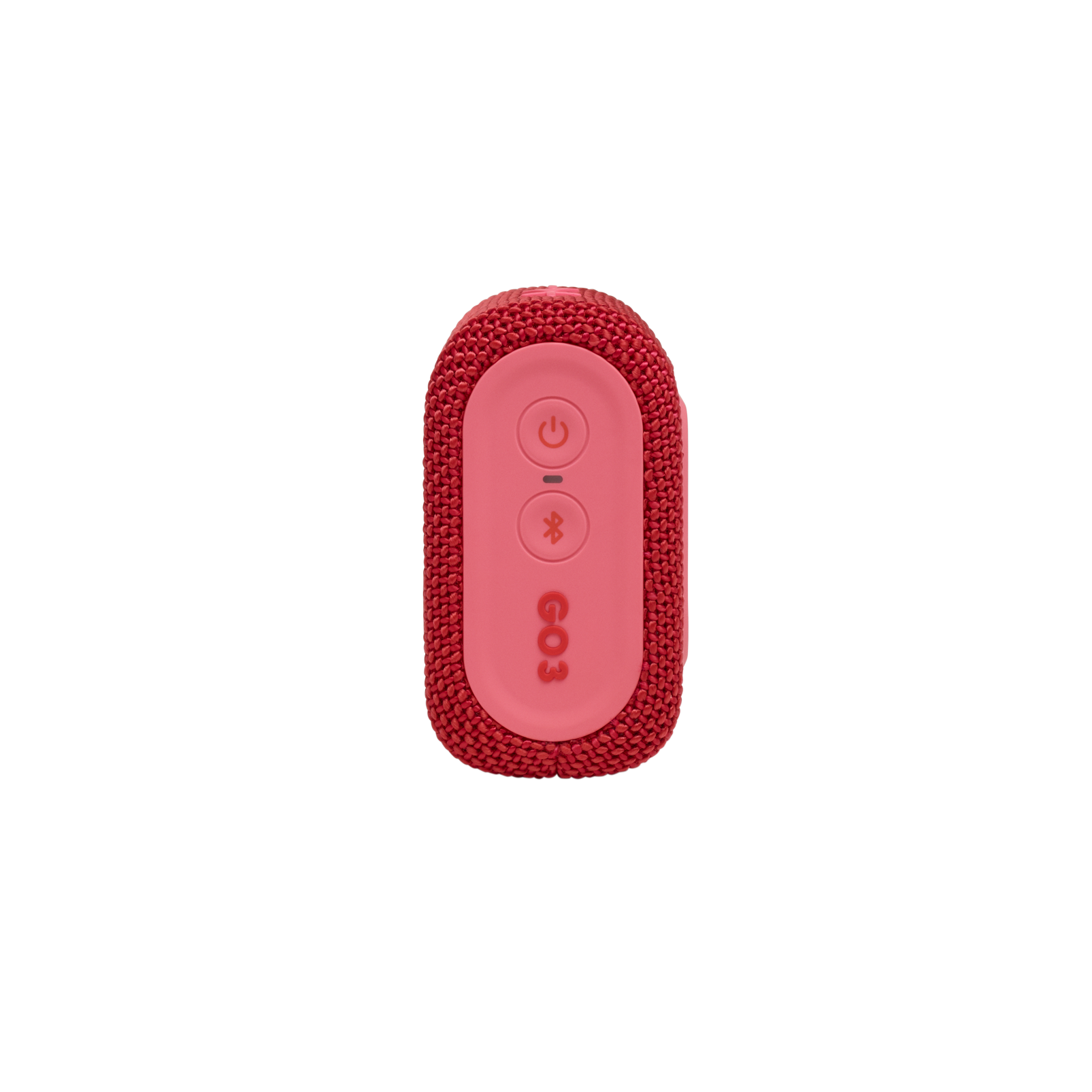 JBL GO 3 - Red - Portable Waterproof Speaker - Right