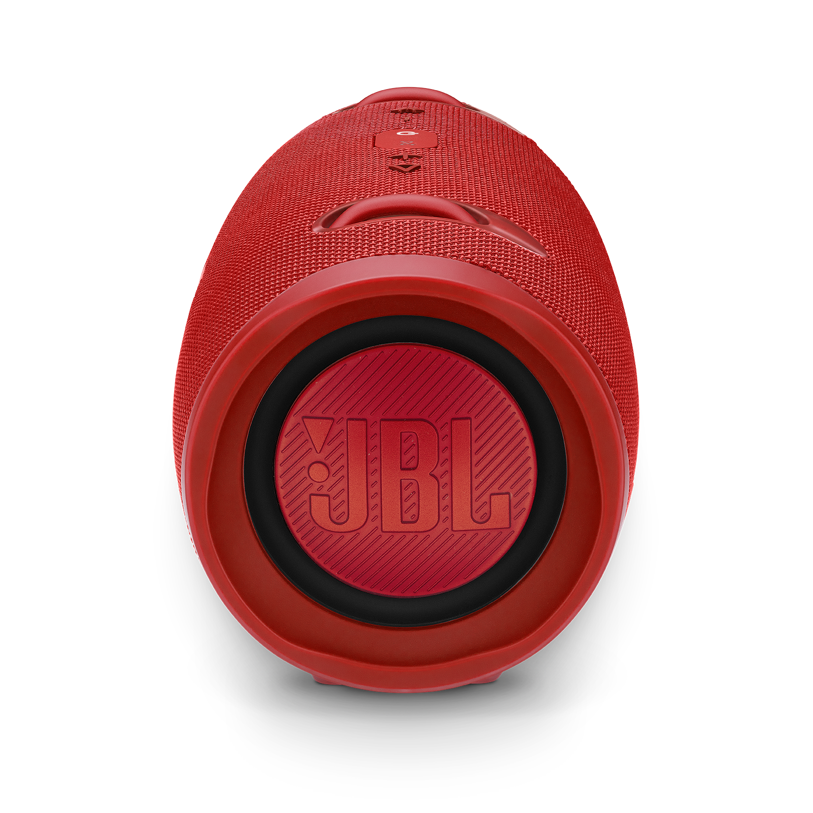 JBL Xtreme 2 - Red - Portable Bluetooth Speaker - Detailshot 3