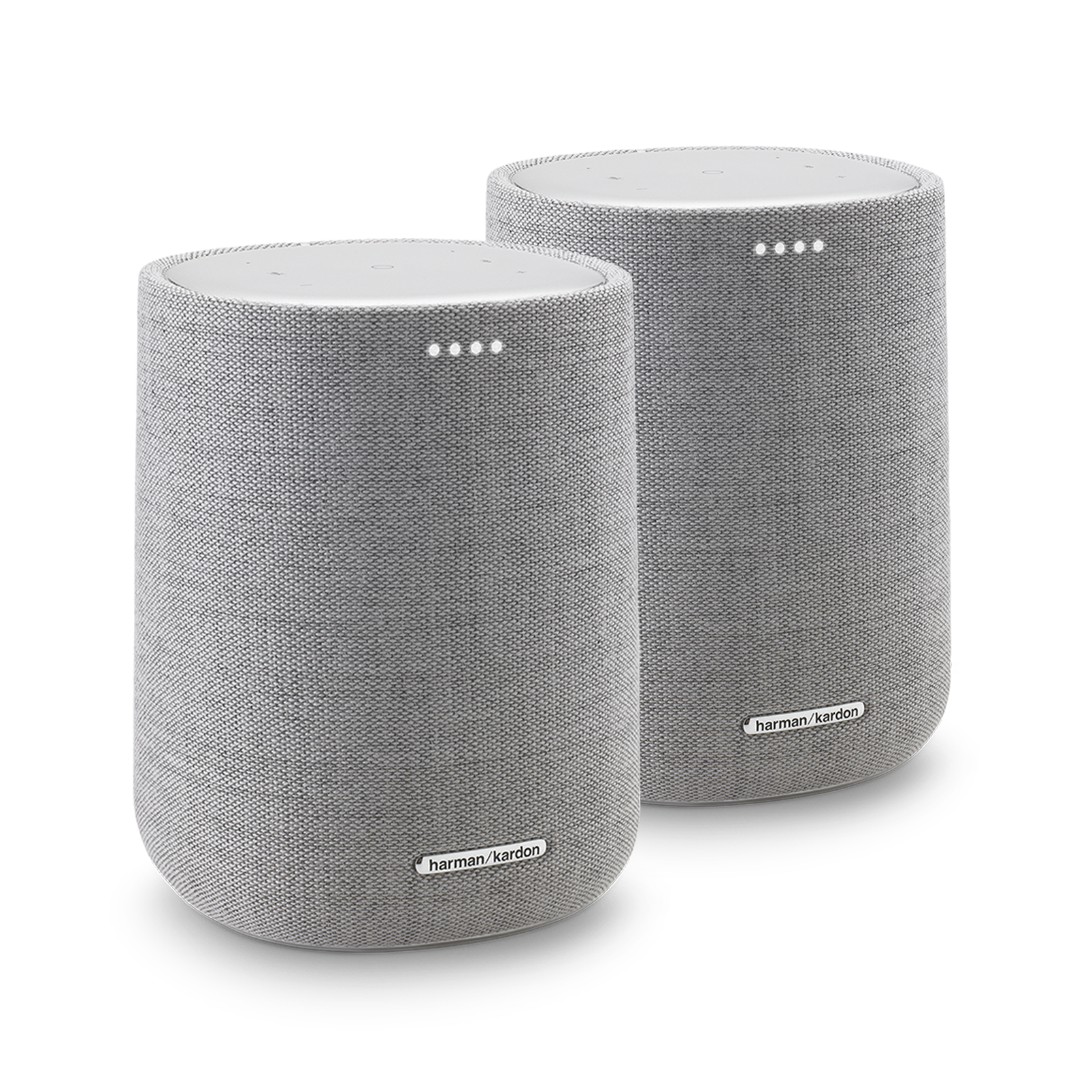 Harman Kardon Citation ONE DUO - Grey - Compact, smart and amazing sound - Hero