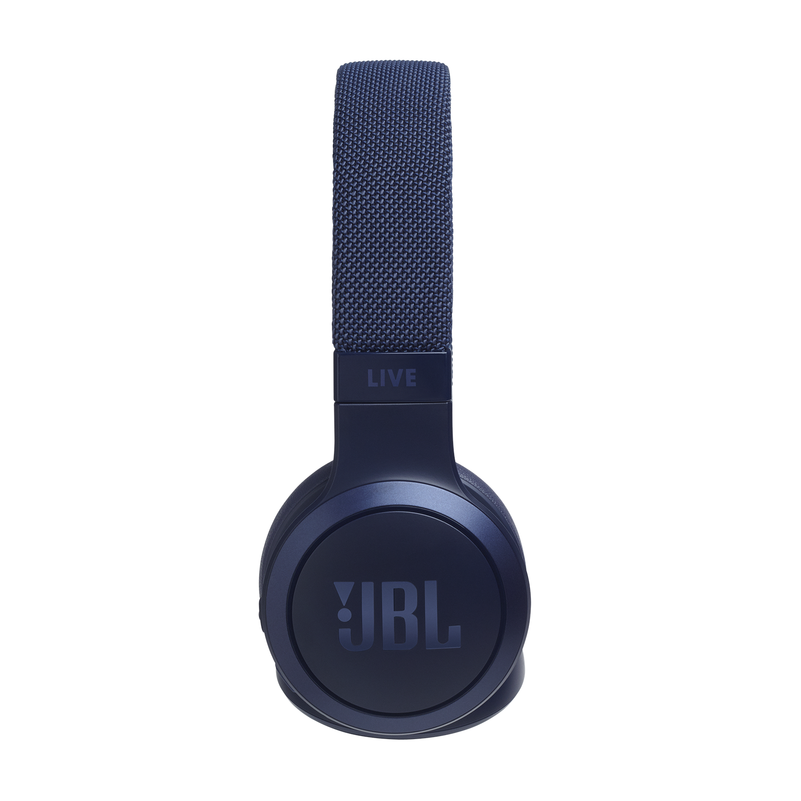 JBL LIVE 400BT - Blue - Your Sound, Unplugged - Detailshot 1
