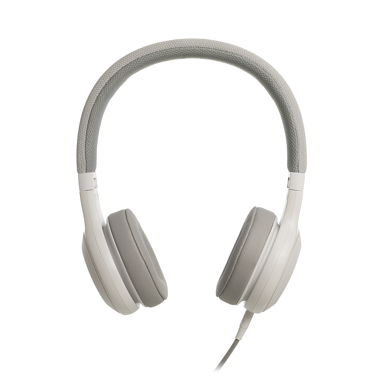 E35 - White - On-ear headphones - Detailshot 2
