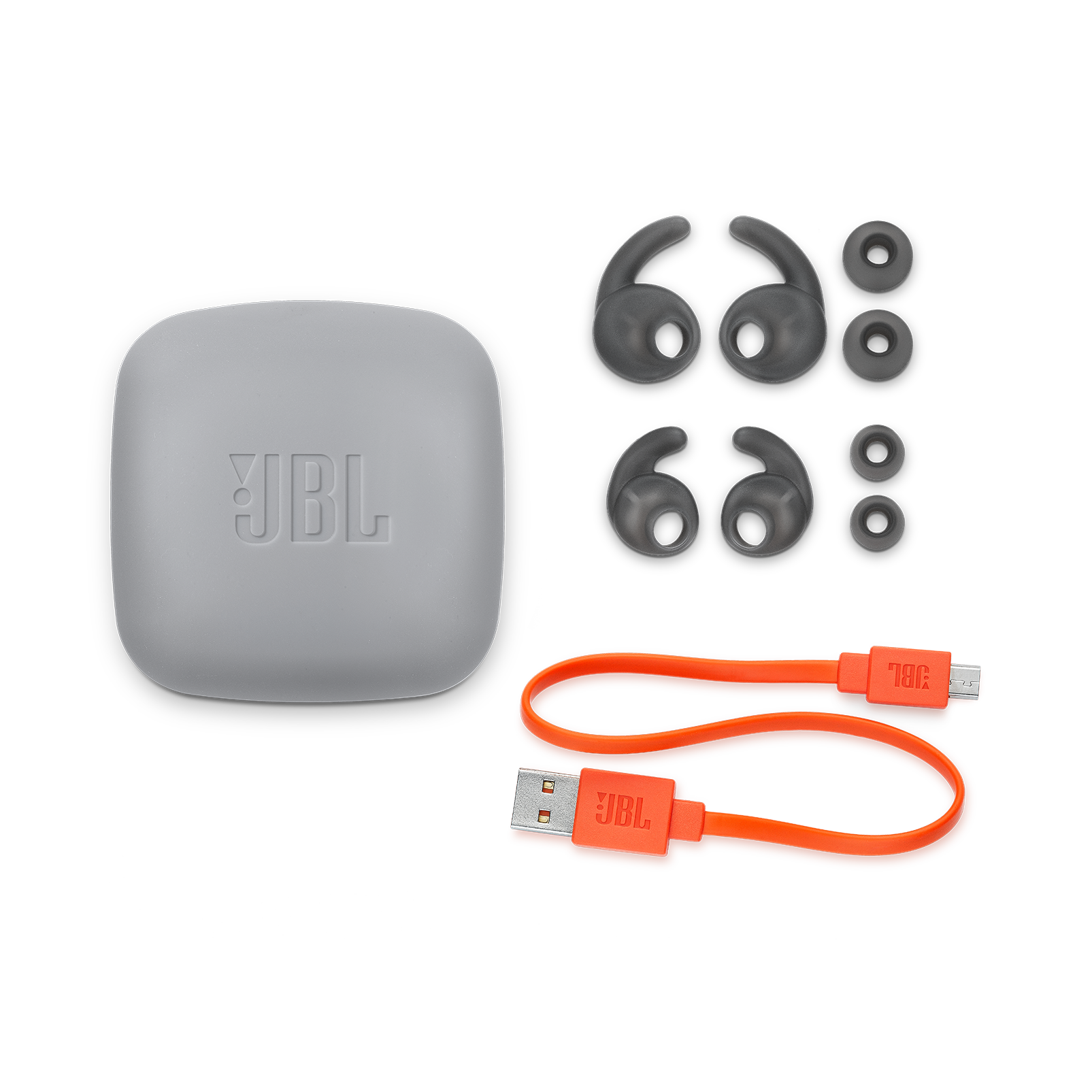 JBL REFLECT MINI 2 - Green - Lightweight Wireless Sport Headphones - Detailshot 5