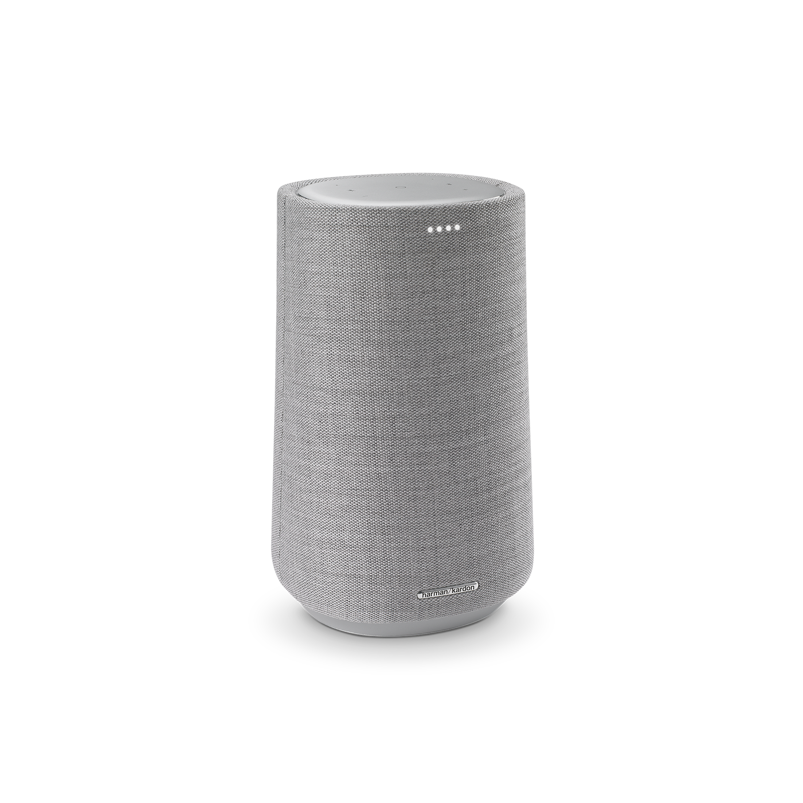 Harman Kardon Citation 100 MKII - Grey - Bring rich wireless sound to any space with the smart and compact Harman Kardon Citation 100 mkII. Its innovative features include AirPlay, Chromecast built-in and the Google Assistant. - Hero