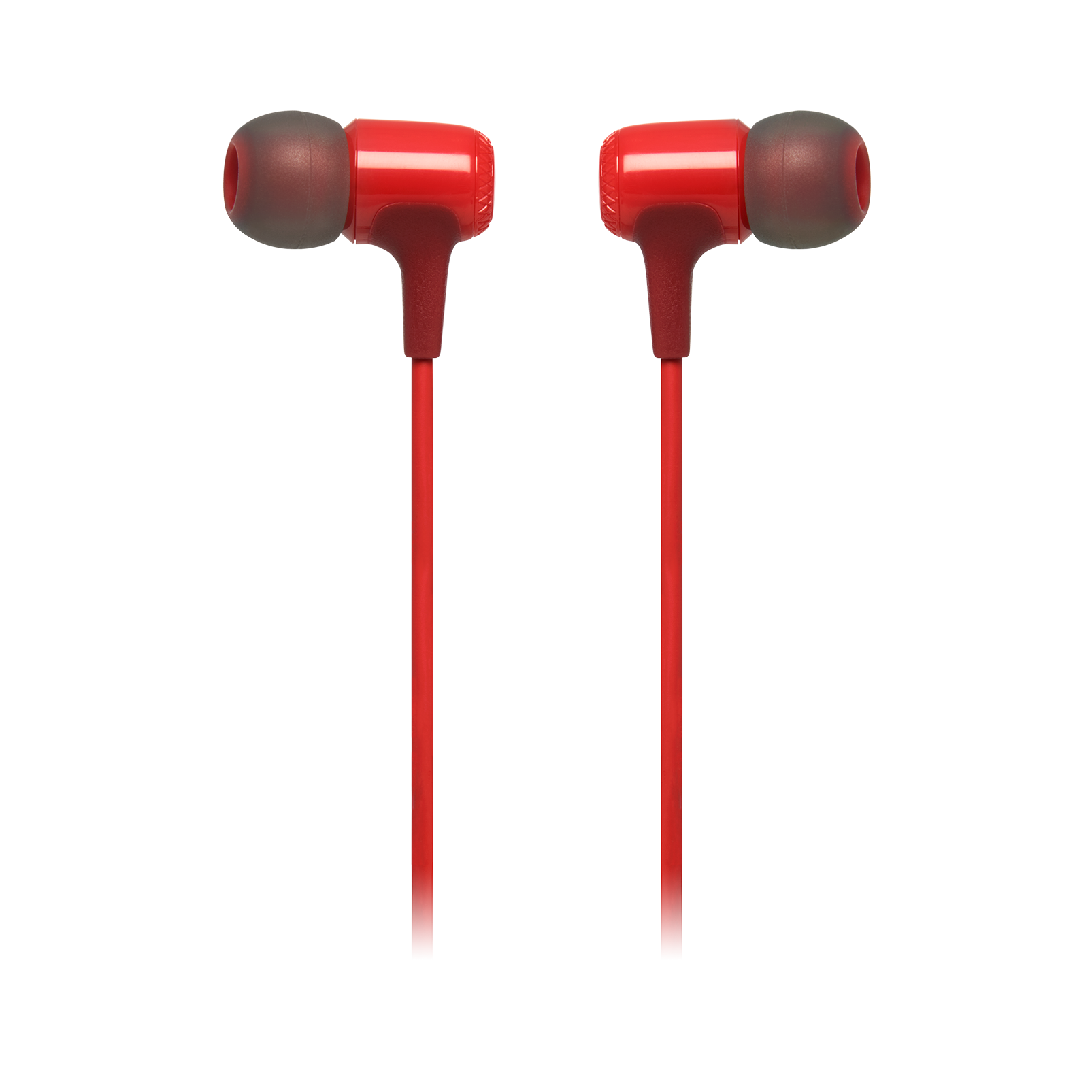 E15 - Red - In-ear headphones - Detailshot 1