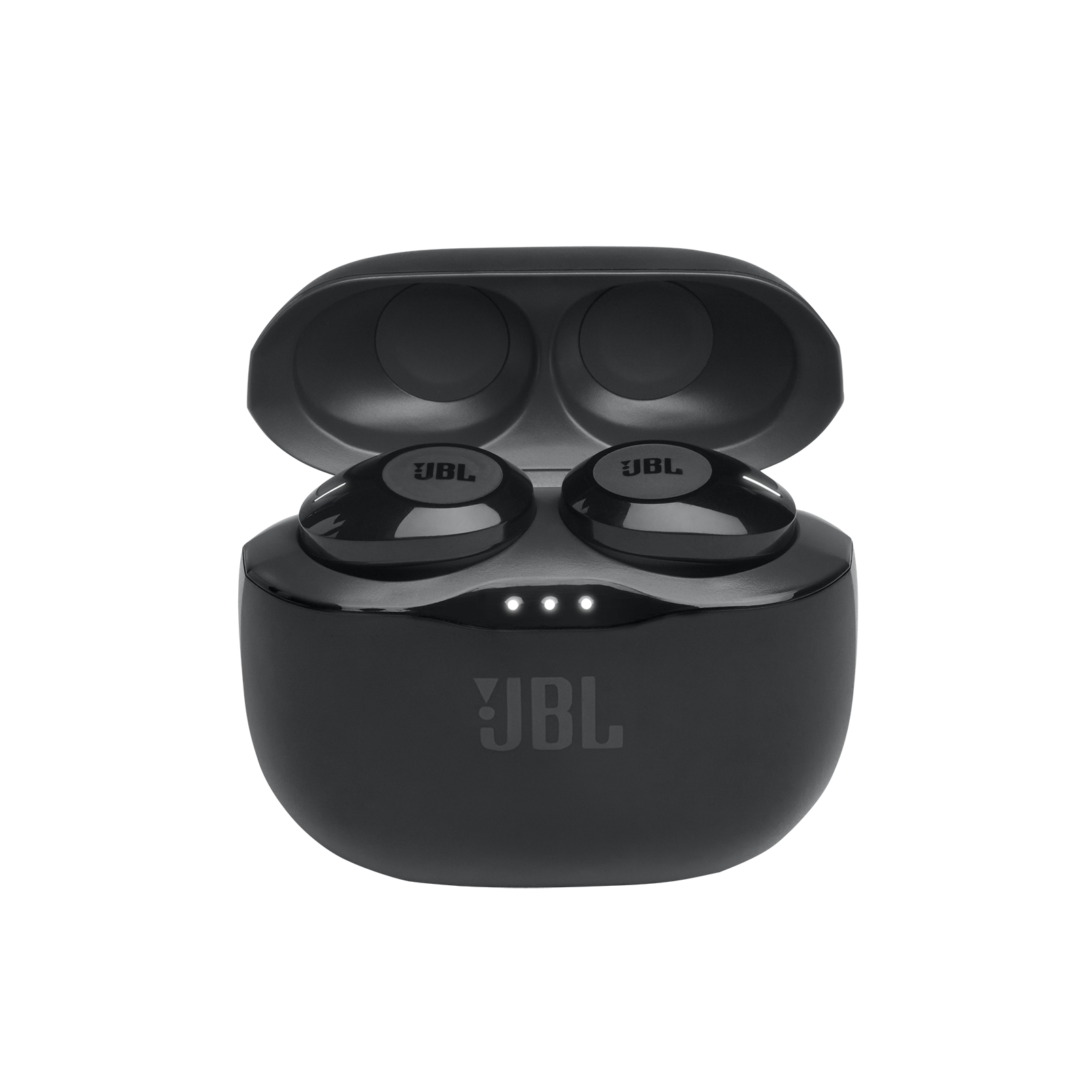 JBL TUNE 120TWS - Black - Truly wireless in-ear headphones. - Detailshot 2