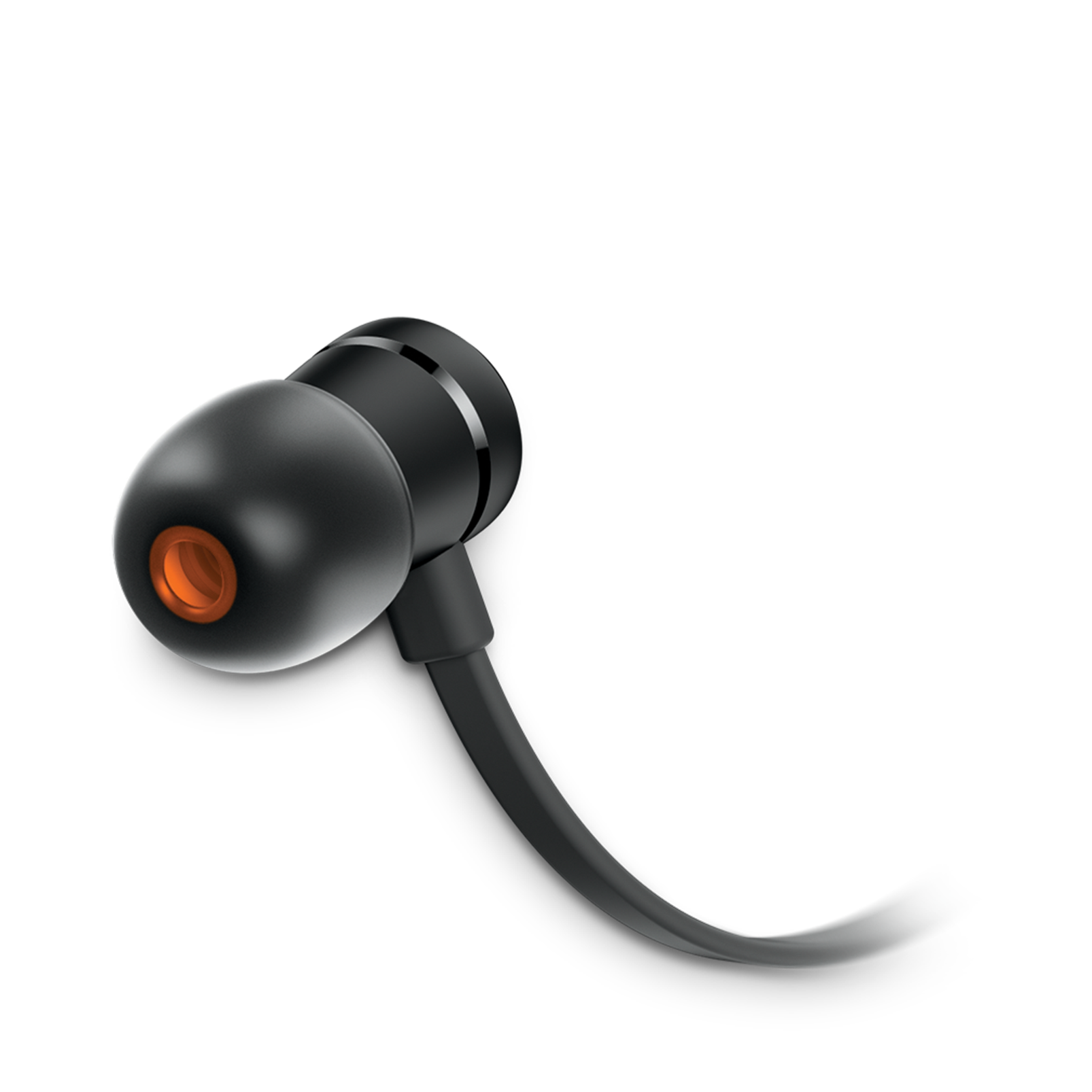 JBL TUNE 290 - Black - In-ear headphones - Detailshot 1