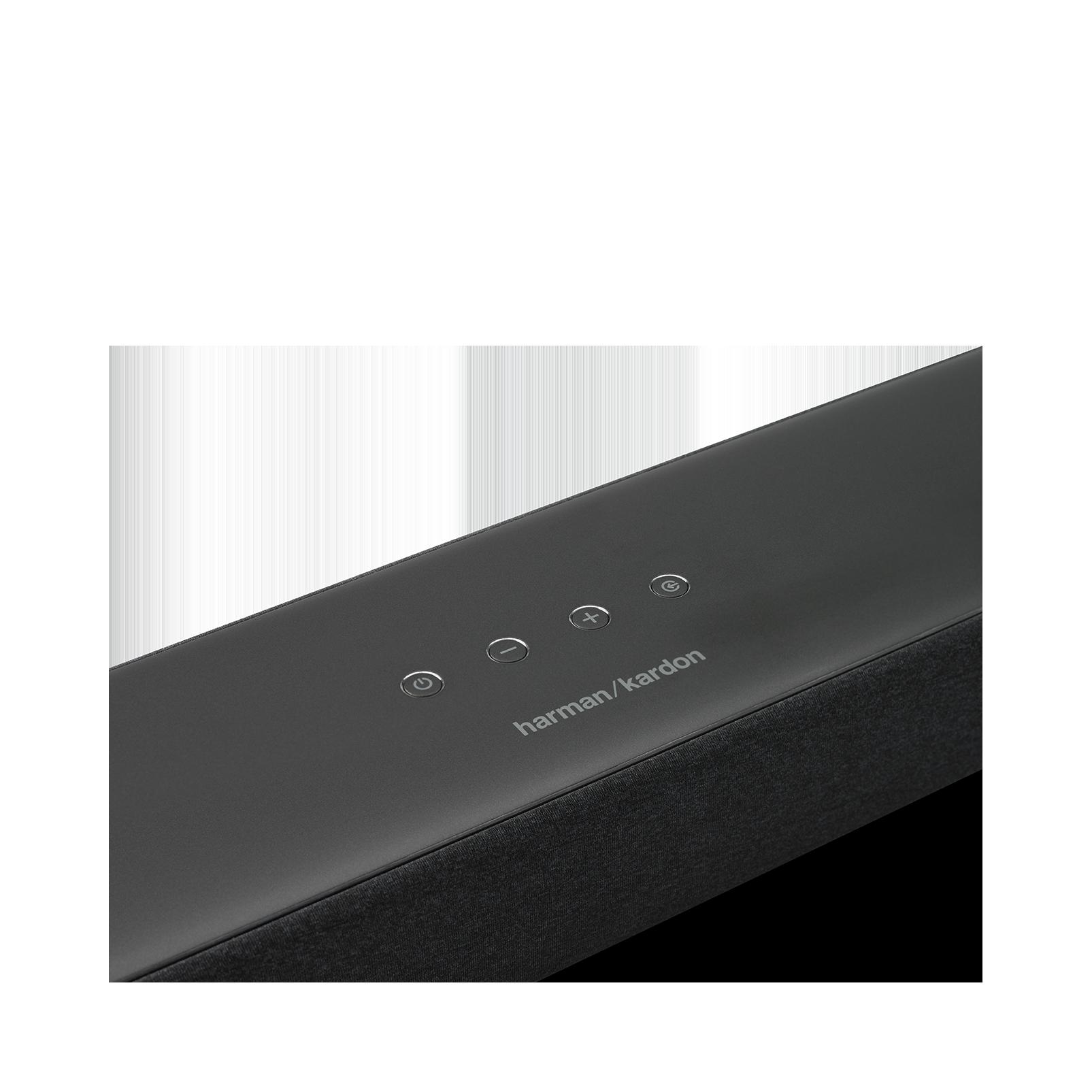 Enchant 1300 - Graphite - All in One 13-Channel Soundbar with MultiBeam™ Surround Sound - Detailshot 2