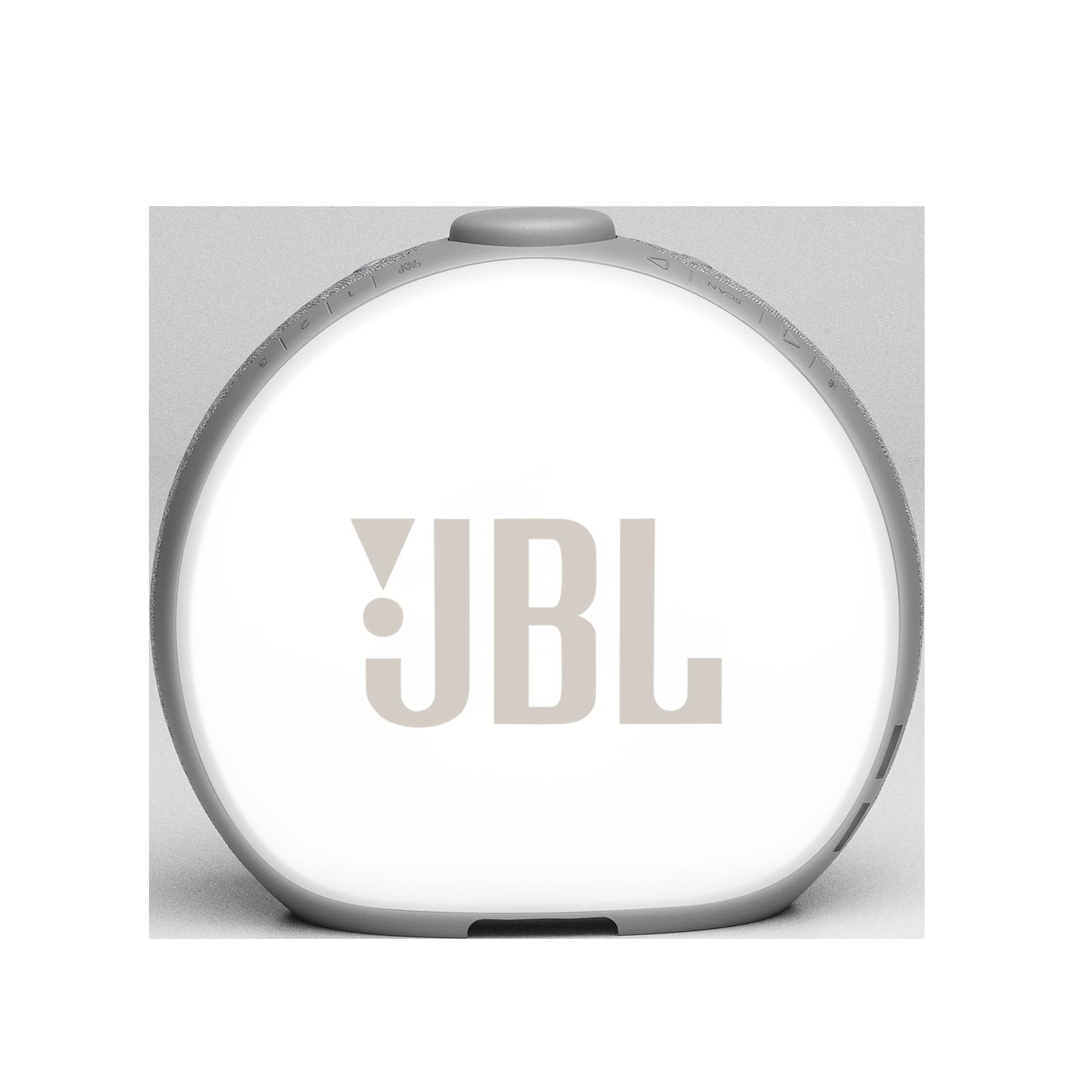 JBL Horizon 2 DAB - Grey - Bluetooth clock radio speaker with DAB/DAB+/FM - Back