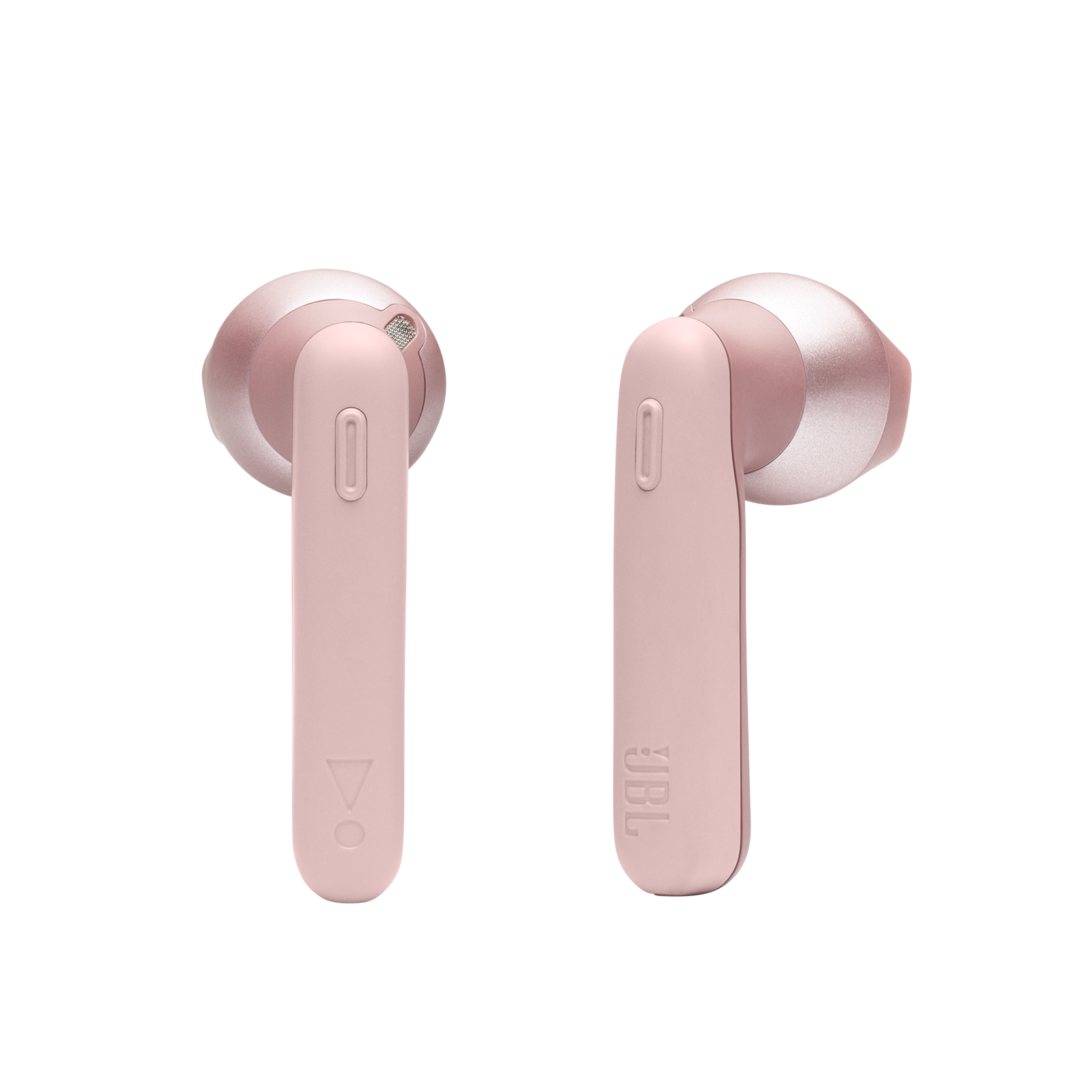 JBL TUNE 220TWS - Pink - True wireless earbuds - Detailshot 1
