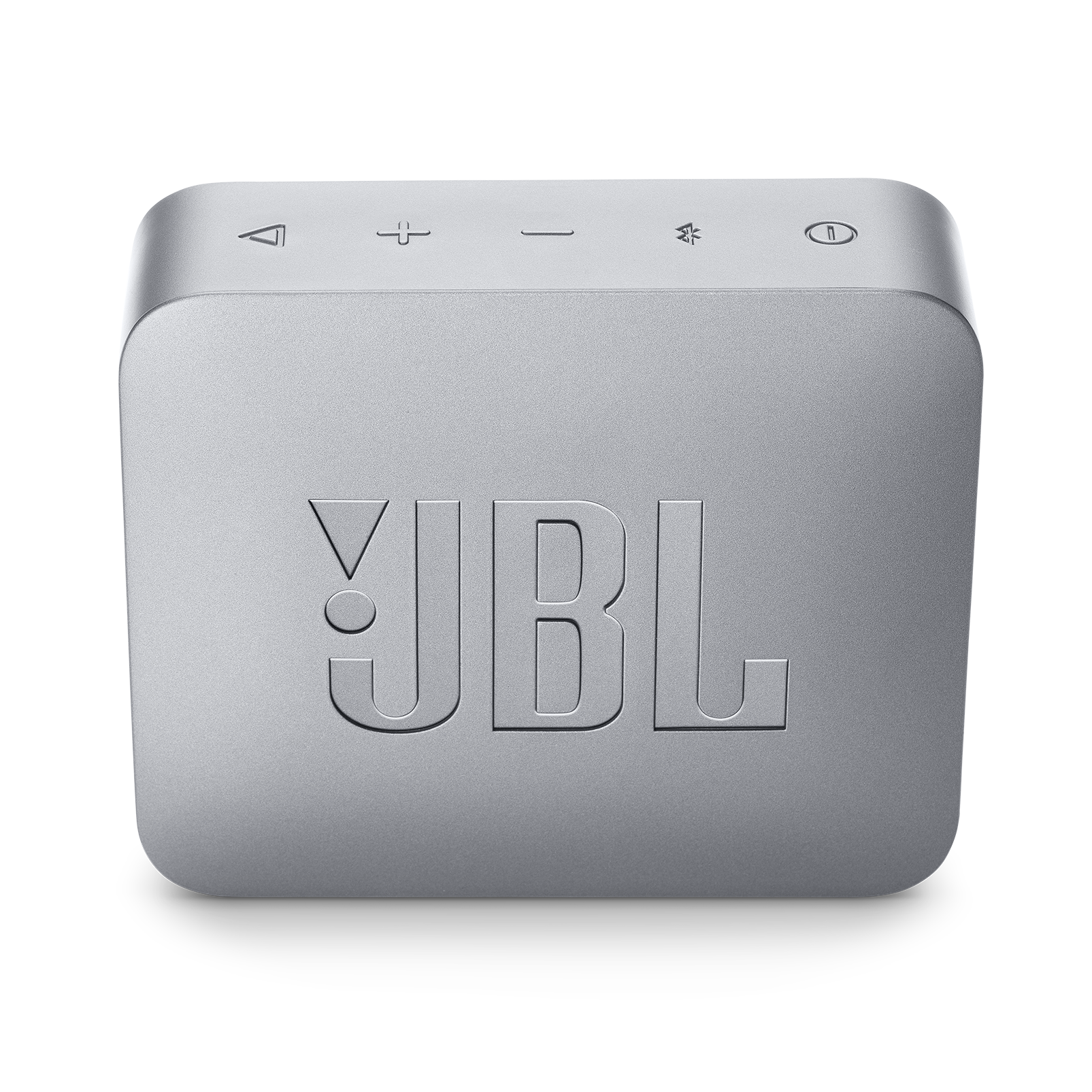 JBL GO 2 - Ash Gray - Portable Bluetooth speaker - Back