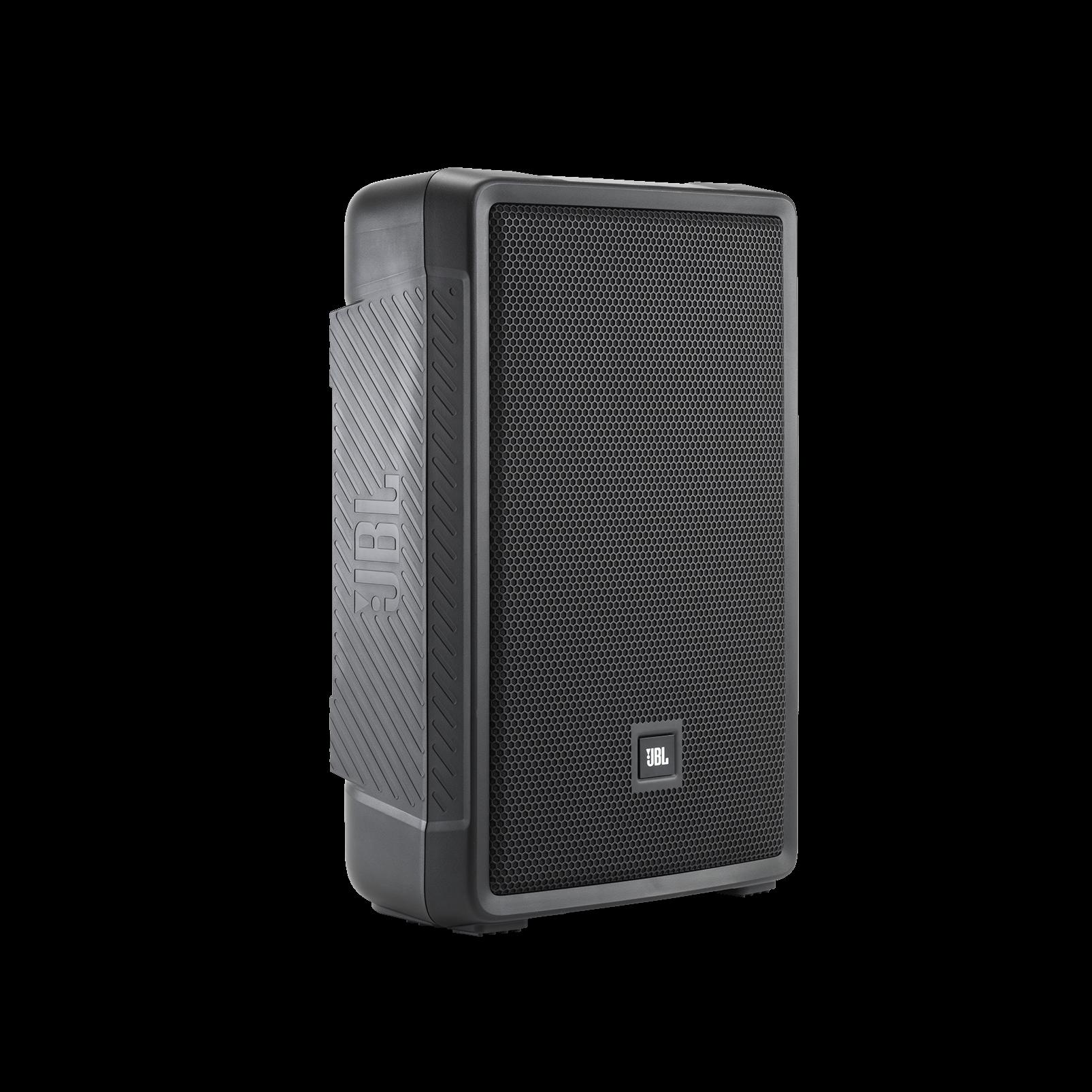 "JBL IRX112BT - Black - Powered 12"" Portable Speaker with Bluetooth® - Detailshot 4"