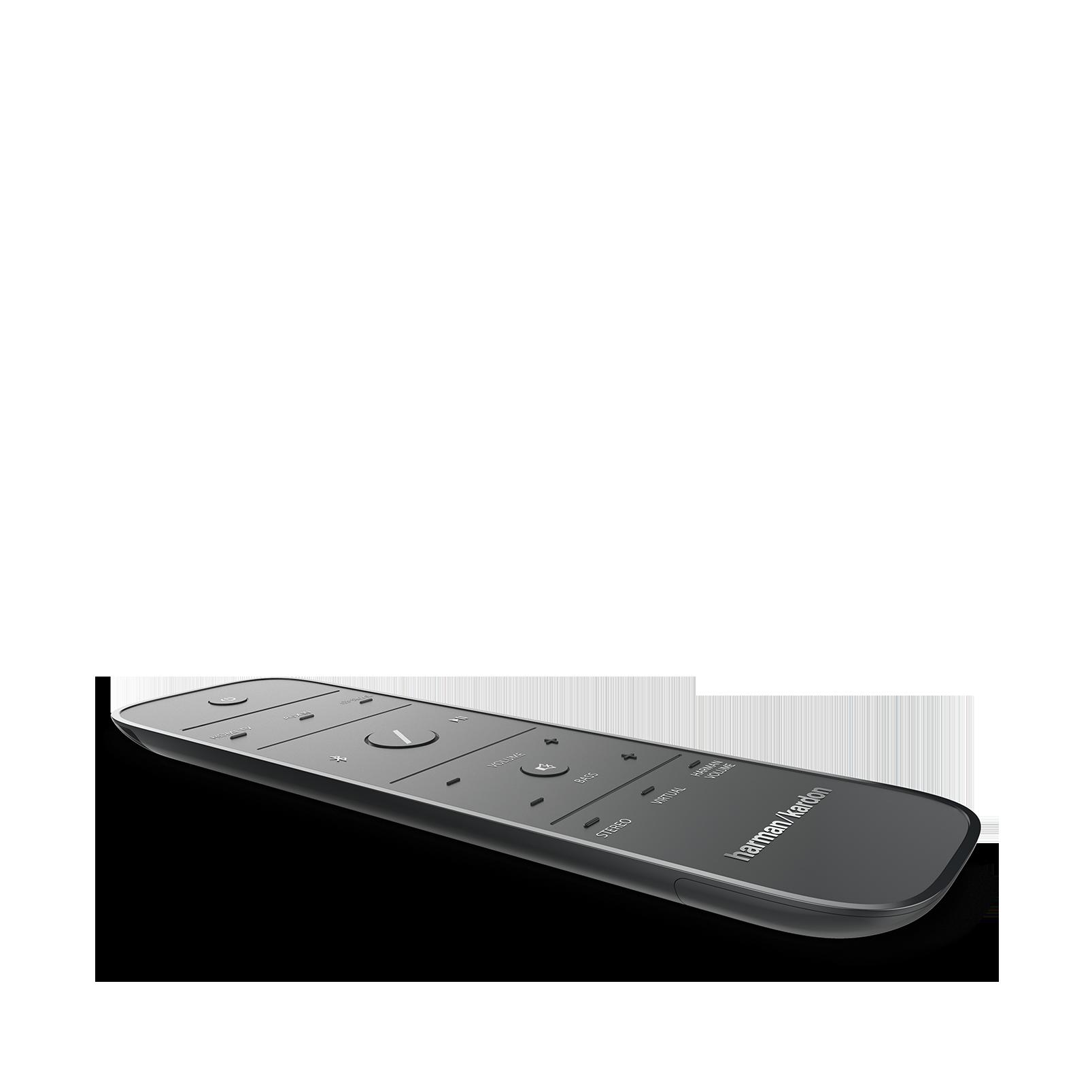 Omni Bar Plus - White - Wireless HD Soundbar - Detailshot 3