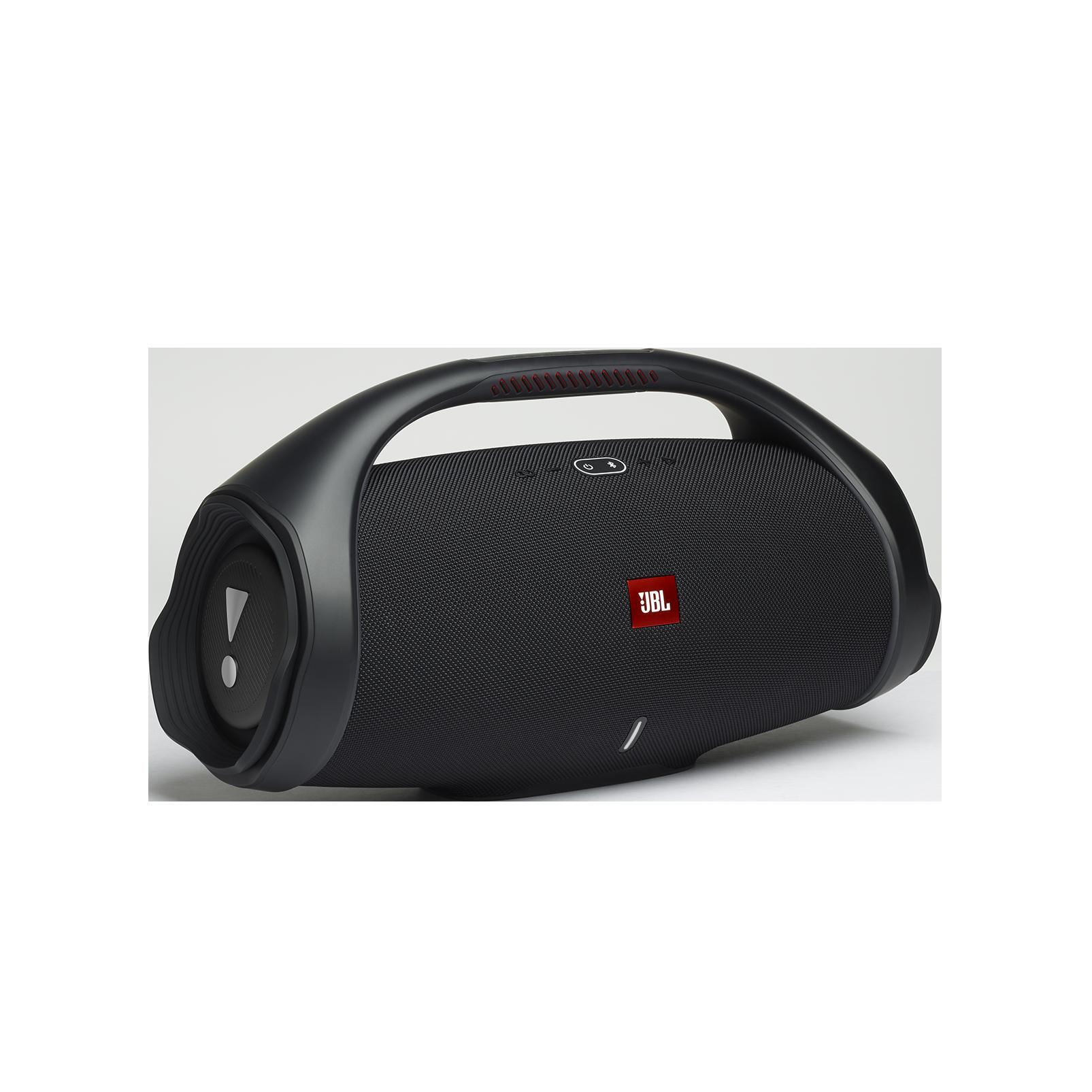JBL Boombox 2 - Black - Portable Bluetooth Speaker - Hero