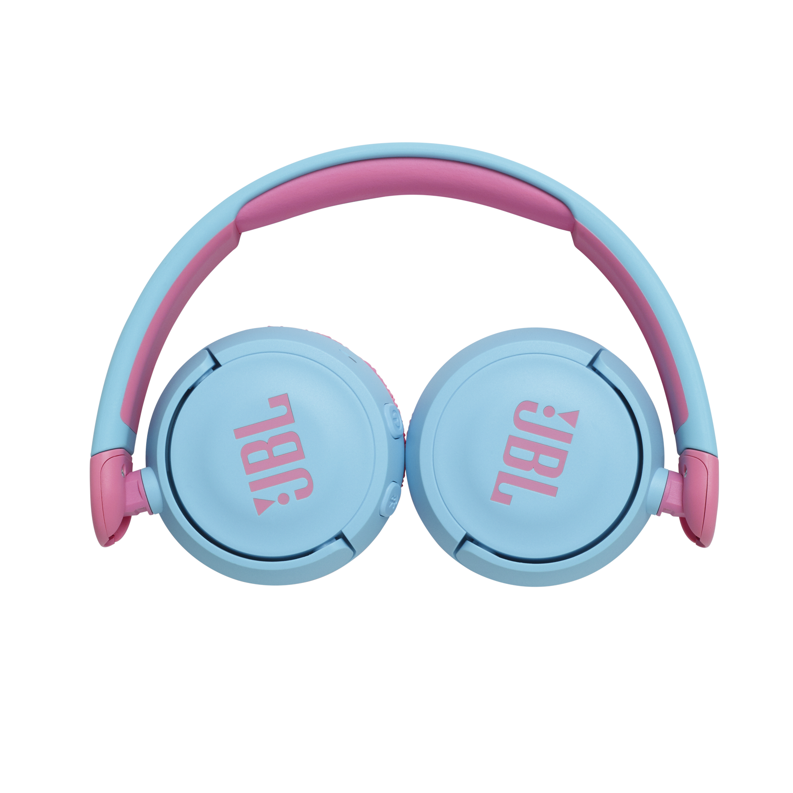JBL Jr310BT - Blue - Kids Wireless on-ear headphones - Detailshot 2