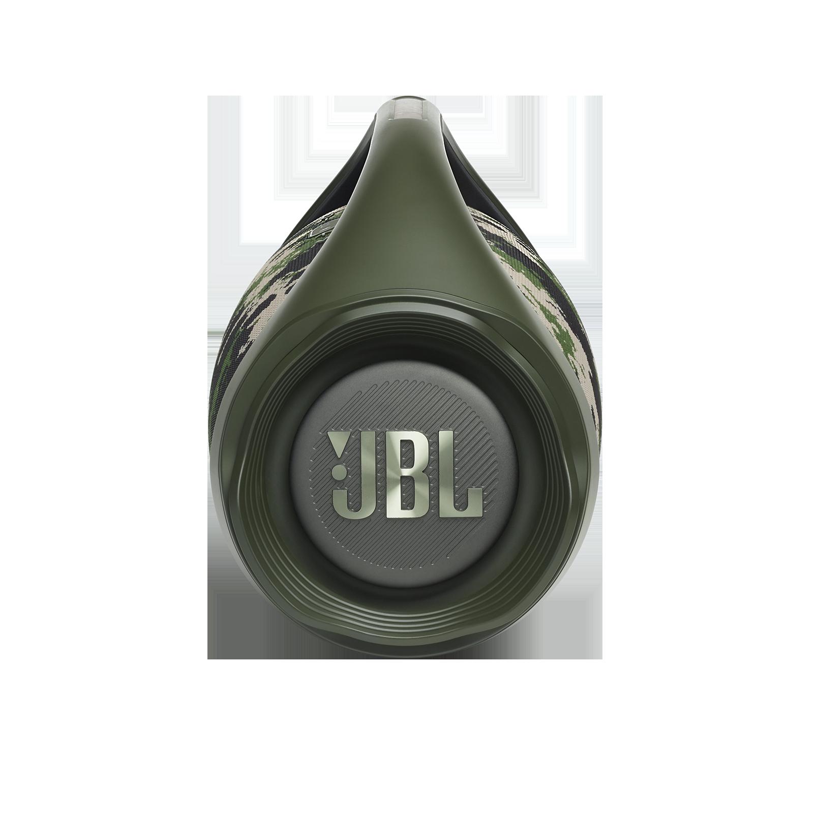 JBL Boombox 2 - Squad - Portable Bluetooth Speaker - Left