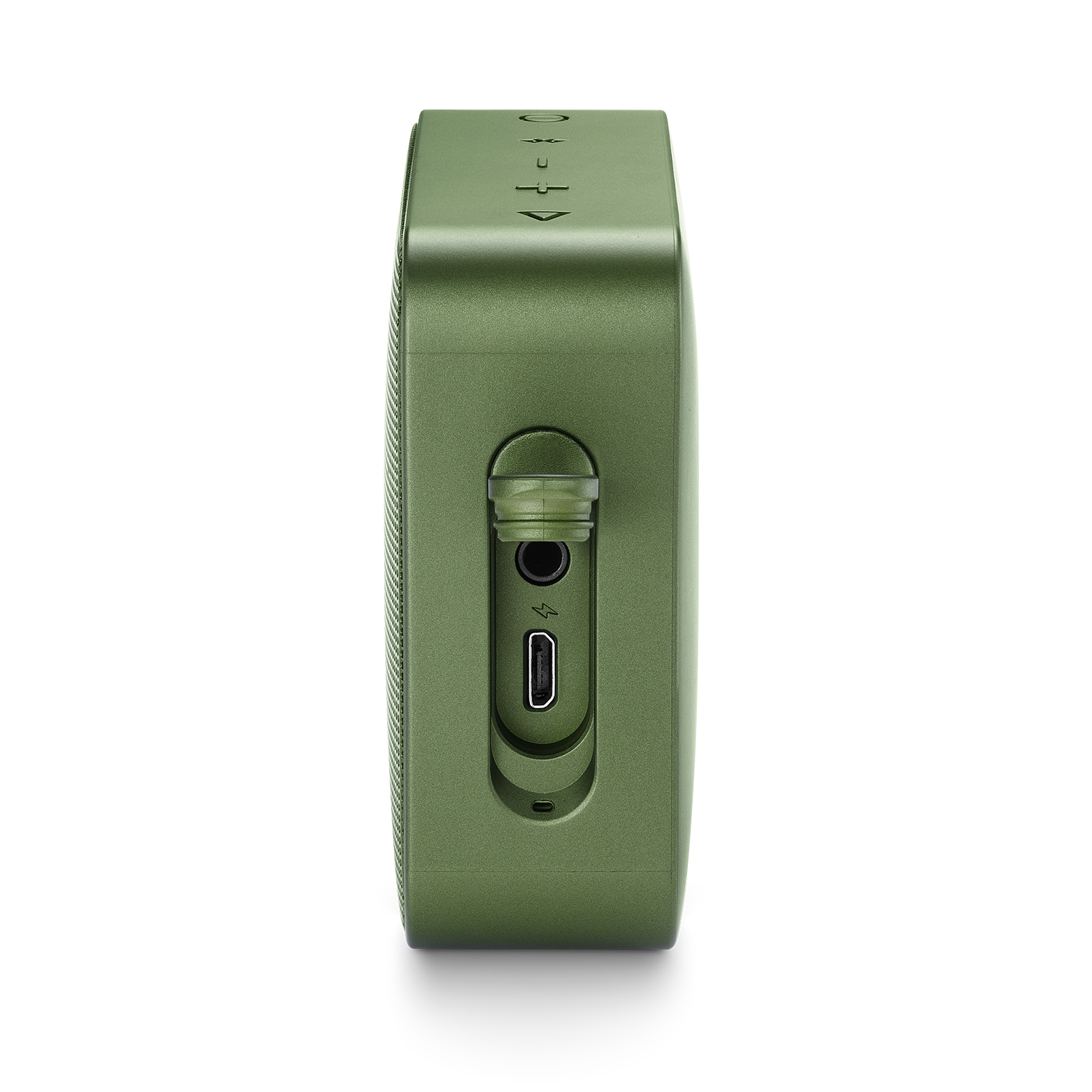 JBL GO 2 - Moss Green - Portable Bluetooth speaker - Detailshot 4