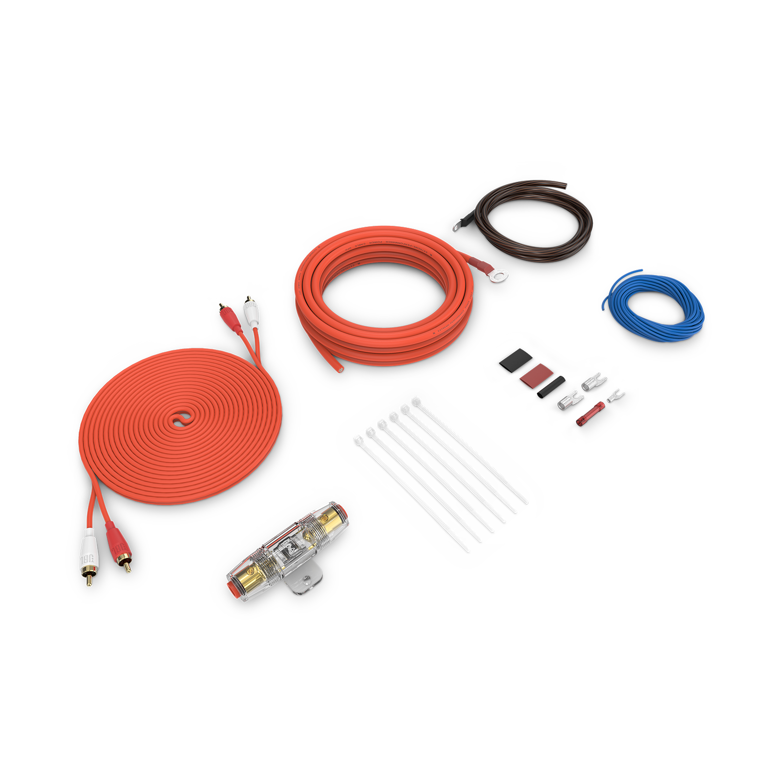 Stage Wiring Kit AK-82CA | Amplifier wiring kit for amps up to 550 watts