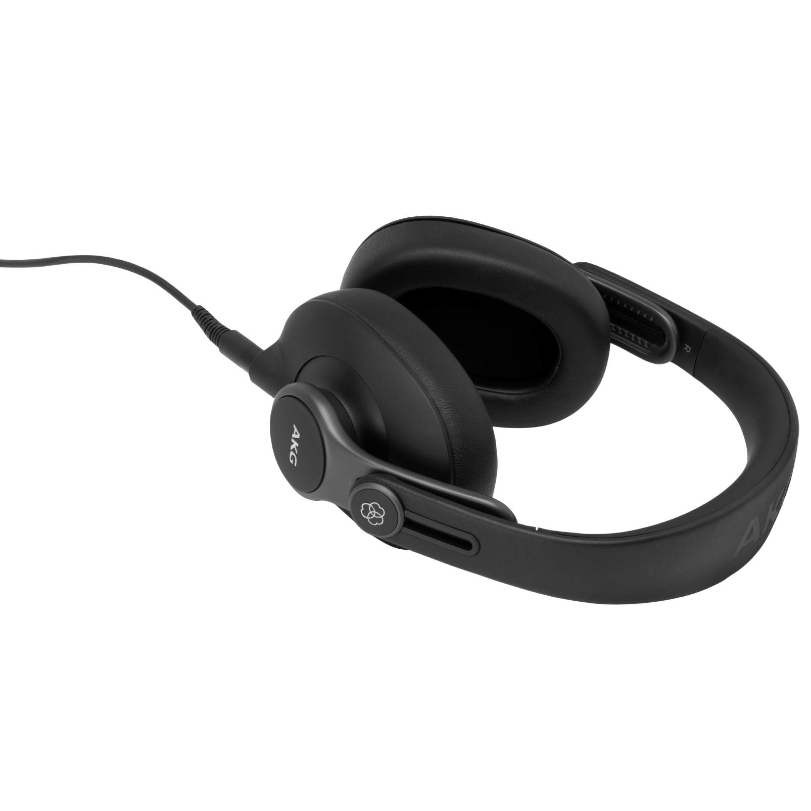 K371 - Black - Over-ear, closed-back, foldable studio headphones - Detailshot 3