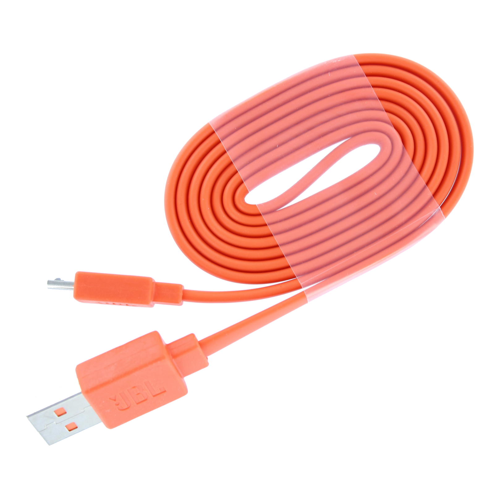 USB Charging cable 100cm, Flip 2/3/4, Charge, Pulse - Orange - USB charging cable - Hero